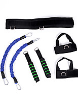 cheap -Bounce Trainer Training Device Booty Resistance Belt Bands Jump Trainer Leg Strength and Agility Training Strap Sports Emulsion Exercise & Fitness Stretchy Strength Training Durable Full Body