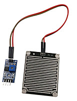 cheap -Rain Raindrops Snow Sensor Module Detector 3.3V-5V