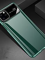 cheap -For iPhone SE 2020 / 11 / 11Pro / 11 Pro Max Case Luxury Tempered Glass Mobile Phone Case For X / XS / XR / XS Max / 8Plus / 8 / 7Plus / 7 Case Matte Mirror PC Capa