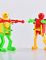 cheap -Clockwork Robot Robot Adorable Creepy Clockwork Plastic Shell Adults Boys and Girls Toy Gift 1 pcs