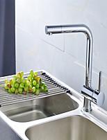Недорогие -весь медный кран горячей и холодной воды для овощей вращающийся кухонный кран горячей и холодной воды