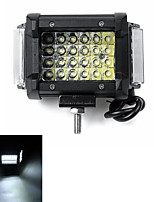 cheap -10-30V 120W 7000K 40 LED Work Cube Side Shooter Light Bar Spot Driving Offroad SUV ATV UTV 4WD IP67