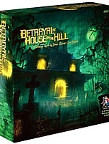 cheap -Board Game Card Game Educational Toy Betrayal At House On The Hill Party Game Home Entertainment Classic Mystery Game Terror Scenarios Adults Teenager Boys and Girls Toys Gifts