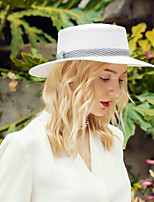 cheap -Casual / Daily Fashion Polyester Hats with Color Block 1pc Casual / Daily Wear Headpiece
