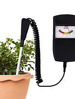 cheap -Portable Pointer type Soil PH Tester 2.5-9PH PH Measuring Instrument Tool for Plants Crops Flowers Vegetable Acidity Moisture
