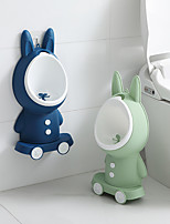 cheap -Rabbit Shape Children's Toilet Urinal Wall-mounted Urinal For Boys Height Adjustable Standing Urinal For Boys And Babies