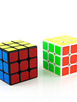 cheap -Speed Cube Set 1 pc Magic Cube IQ Cube Pyramid Megaminx Mirror Cube 3*3*3 Magic Cube Puzzle Cube Professional Level Stress and Anxiety Relief Focus Toy Classic & Timeless Kid's Adults' Toy All Gift