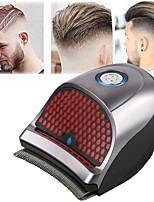 Недорогие -Аккумуляторные машинки для стрижки волос бритвы для бороды машинки для стрижки волос для мужчин, домашние стрижки, набор для стрижки волос с 9 расческами