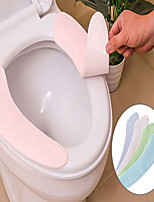 cheap -Toilet Seat Universal Household Toilet Sticker Ring Toilet Washer Toilet Set Four Seasons Universal