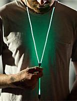 Недорогие -Наушники-вкладыши T55, полностью светящиеся, светящиеся, металлические, на молнии, гарнитура, светящиеся в темноте, с микрофоном.
