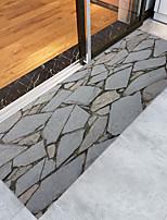 Недорогие -Древний город каменная дорога печати высокое качество пены памяти ванной ковер и коврик на двери нескользящий абсорбент супер удобный фланель коврик для ванной коврик-кровать