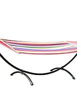 Недорогие -Фабрика оптом отдых на свежем воздухе сад гамак сад балкон стальные трубы качели гамак рамка гамак для взрослых гамак
