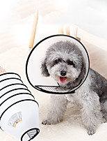 cheap -Dog Cat Elizabethan Collar Portable Lolita Other Material