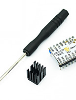 cheap -Ultra-silent TMC2209 V2.1Stepper Motor Driver Module SPI With Heat Sink Kit   TMC2208 Upgrade