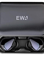 cheap -EWA T200 TWS True Wireless Earbuds Wireless Bluetooth 5.0 Stereo HIFI with Charging Box Waterproof IPX7 Sweatproof for Premium Audio