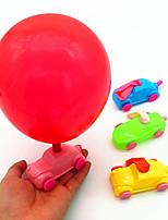 cheap -Balloon Car Toy DIY Balloon Science & Exploration Set Classic Car Classic Theme Cute Kawaii Plastic Kid's Child's Boys and Girls Toy Gift 3 pcs