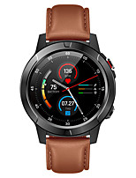 cheap -SMA M4P Men Women Smartwatch Android iOS Bluetooth Waterproof Touch Screen GPS Heart Rate Monitor Blood Pressure Measurement Timer Stopwatch Pedometer Call Reminder Activity Tracker