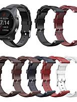 Недорогие -ретро кожаный ремешок для часов ремешок для часов для garmin vivoactive 4 / Fenix хроноз сменный браслет браслет