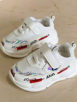 cheap -Men's Summer Outdoor Sneakers PU Non-slipping White / Black / Pink