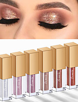 cheap -5 Colors Eyeshadow Cosmetic EyeShadow Liquid Waterproof Glow Professional Easy to Carry Glitter Shine Waterproof Shimmer glitter gloss Daily Makeup Halloween Makeup Party Makeup Cosmetic Gift