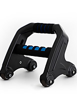 cheap -Push Up Bars Sports Steel + EVA + TPE Rubber Exercise & Fitness Portable Durable Muscle Toning Tummy Fat Burner Tummy Control For Men Women
