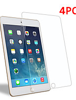 cheap -AppleScreen ProtectoriPad Mini 4 9H Hardness iPad Screen Protectors 4 pcs Tempered Glass