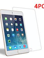 Недорогие -AppleScreen ProtectoriPad Mini 4 Уровень защиты 9H Защитные пленки для iPad 4 ед. Закаленное стекло