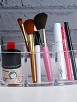 cheap -Storage Organization Cosmetic Makeup Organizer Acrylic Irregular shape Single-layer