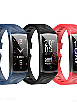 cheap -R12 Unisex Smart Wristbands Android iOS Bluetooth Waterproof Heart Rate Monitor Blood Pressure Measurement Health Care Camera Control ECG+PPG Pedometer Sleep Tracker Community Share Exercise Reminder