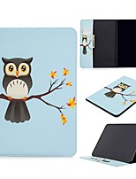 cheap -Case For Apple iPad Air / iPad 4/3/2 / iPad Mini 3/2/1 Wallet / Card Holder / with Stand Full Body Cases Animal PU Leather
