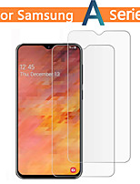 cheap -2PC Tempered Glass For Samsung Galaxy A20 A30 A40 A50 A60 A70 Phone Screen Protector 9H Glass