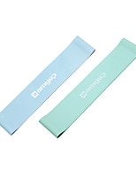 cheap -Resistance Loop Exercise Bands Resistance Bands for Legs and Butt 2 pcs Resistance Bands Sports Latex Home Workout Yoga Pilates Portable Durable Lift, Tighten And Reshape The Plump Buttock Shaper