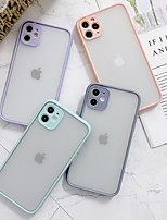 cheap -Translucent PC Case for Apple iPhone 11 Pro Max X XR XS Max 8 Plus 7 Plus 6 Plus SE Multicolor Candy Back Cover