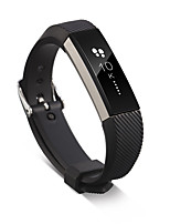 cheap -Watch Band for Fitbit Alta Fitbit Sport Band Silicone Wrist Strap