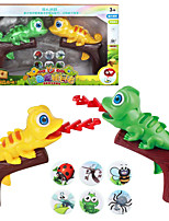 cheap -Stress Reliever Lizard Animals Parent-Child Interaction Plastic Shell ABS Resin For Kids Child's All