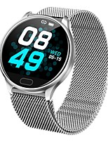 cheap -C198 Men Women Smartwatch Android iOS Bluetooth Waterproof Touch Screen Heart Rate Monitor Blood Pressure Measurement Sports Stopwatch Pedometer Call Reminder Activity Tracker Sedentary