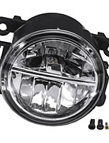 cheap -Car LED Front Fog Lights White 4F9Z15200AA For Ford Fiesta C-Max Focus Fusion Transit Jaguar Nissan Peugeot Renault