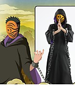 cheap -Inspired by Naruto Hyuga Hinata Anime Cosplay Costumes Japanese Outfits Underwear Cloak For Men's Women's
