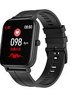 Недорогие -F22 мужчины женщины умный браслет smartwatch android ios bluetooth водонепроницаемый монитор сердечного ритма измерение артериального давления спортивные калории сожгли шагомер вызов напоминание сон