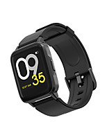 cheap -Haylou LS01 Unisex Smartwatch Android iOS Bluetooth Waterproof Heart Rate Monitor Sports Information Call Reminder Sleep Tracker Sedentary Reminder Exercise Reminder