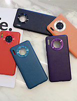cheap -Case For Huawei  Huawei P30 /P30 Pro /P40/P40Pro/ Mate 30/ Mate 30 Pro/Mate 20/Mate 20Pro Shockproof Back Cover Leather PC Case