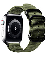 cheap -Watch Band for Apple Watch Series 5/4/3/2/1 Apple Sport Band Nylon Wrist Strap