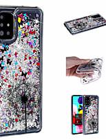 Недорогие -чехол для samsung galaxy a71 a51 чехол для телефона тпу материал плывун и окрашенный рисунок чехол для samsung galaxy a70 a50 a40 a30 a20 a10 a20e