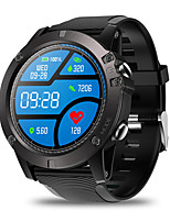 cheap -Zeblaze VIBE 3 pro Unisex Smartwatch Android iOS Bluetooth Waterproof Touch Screen Heart Rate Monitor Blood Pressure Measurement Health Care Timer Pedometer Sedentary Reminder Alarm Clock Calendar