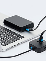 cheap -Vention USB HUB High Speed 4 Ports USB 3.0 Hub Splitter Portable OTG Hub USB for Macbook Air Laptop PC Tablet usb Adapter 0.15m