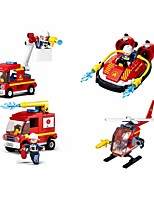 cheap -Building Blocks Educational Toy Construction Set Toys 323 pcs Vehicles Cartoon Airplane compatible Plastic Shell Legoing Exquisite Hand-made Decompression Toys DIY Boys and Girls Toy Gift / Kid's