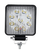 cheap -27W LED Square Work Light Spot Flood Off-road Driving Lamp SUV Truck UTV