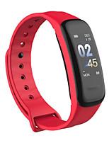 Недорогие -C1plus Универсальные Умные браслеты Android iOS Bluetooth Пульсомер Измерение кровяного давления Спорт Израсходовано калорий Длительное время ожидания