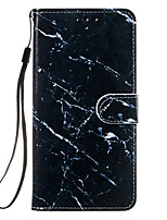 cheap -Case For Samsung Galaxy S10 5G/S20 Ultra/S10E Wallet / Card Holder / with Stand Full Body Cases Marble PU Leather For Galaxy Note 10 Plus/A01/A51/A71/A10/A20/A20E/A30/A50/A70/S20 Plus