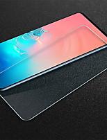 Недорогие -защитный экран для Samsung Galaxy Note10 Lite / S10 Lite / S10E высокой четкости (HD) / 9h закаленное стекло